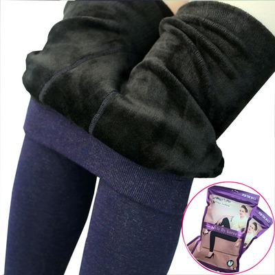 (มีหลายสี) Legging เลกกิ้งกันหนาว ลองจอน เนือผ้ามีประกายในตัว ด้านในเป็นขนนุ่ม อุ่นมั่กๆ ยืดได้เยอะ กระชับทรง พร้อมส่งเลยจ้า