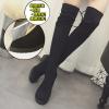 size 38 : Boots รองเท้าบูทยาวสูง กำมะหยี่ ด้านในเป็นขนสั้น