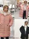 เสื้อโค้ทกันหนาวฮู้ดดี้ กันหนาวกันลม ผ้าในลอนบุนวม+ซับในขนแกะ พร้อมส่งจ้า