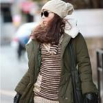 เสื้อโค้ทกันหนาวฮู้ดดี้ เท่ๆ กันหนาวกันลม แบรนด์ RJ STORY แท้ พร้อมส่ง