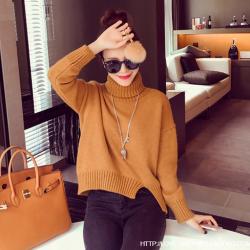 สีเหลือง : เสื้อไหมพรมกันหนาว คอเต่าพับได้ตามต้องการ ยืดได้เยอะ ทรงเก๋ๆ จะใส่เดี่ยวไหรือใส่โค้ทคลุมก็สวยจ้า สำเนา