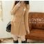 LADY COAT เสื้อโค้ทกันหนาว ทรงหวานๆ สไตล์เกาหลี พร้อมส่ง thumbnail 8