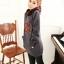 เสื้อกันหนาว แบบสวม สีเทา ฮูดดี้ น่ารัก ผ้า cotton ด้านในเป็นผ้าสำลีนุ่มๆ thumbnail 3